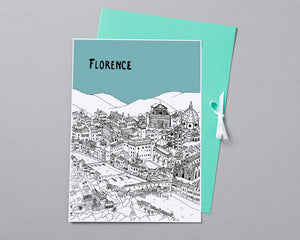 Personalised Florence Print-5