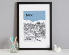 Load image into Gallery viewer, Personalised Florence Print-4