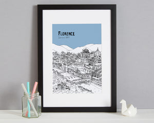Personalised Florence Print-4