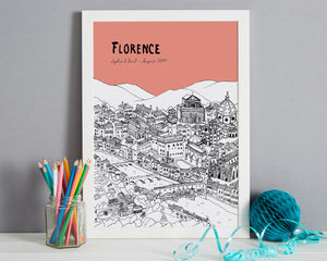 Personalised Florence Print-7