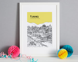 Personalised Florence Print-1