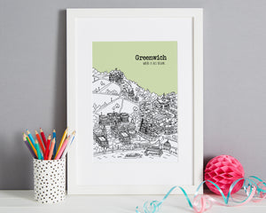 Personalised Greenwich Print-6