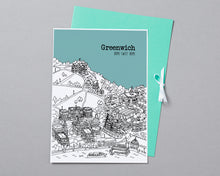Load image into Gallery viewer, Personalised Greenwich Print-3