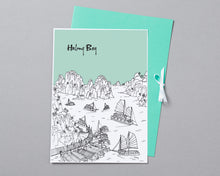 Load image into Gallery viewer, Personalised Halong Bay Print-5