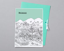Load image into Gallery viewer, Personalised Helsinki Print-6