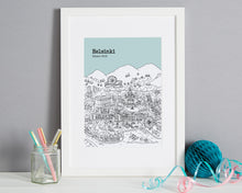 Load image into Gallery viewer, Personalised Helsinki Print-3