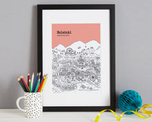 Load image into Gallery viewer, Personalised Helsinki Print-7