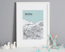 Load image into Gallery viewer, Personalised Hertford Print-6