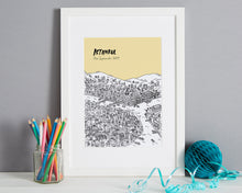 Load image into Gallery viewer, Personalised Istanbul Print-1