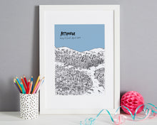 Load image into Gallery viewer, Personalised Istanbul Print-8