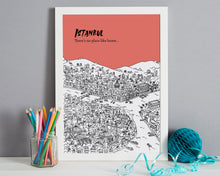 Load image into Gallery viewer, Personalised Istanbul Print-7