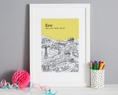 Personalised Kew Print-1