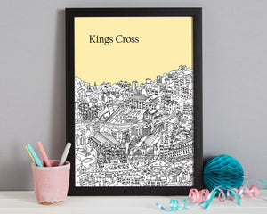 Personalised Kings Cross Print-7