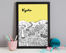 Load image into Gallery viewer, Personalised Kyoto Print-4