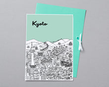 Load image into Gallery viewer, Personalised Kyoto Print-6