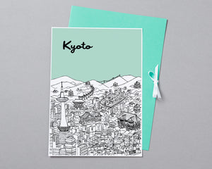 Personalised Kyoto Print-6