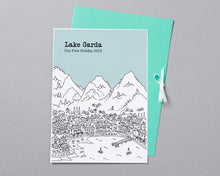 Load image into Gallery viewer, Personalised Lake Garda Print-7