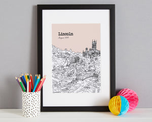Personalised Lincoln Print-7