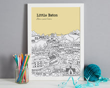 Load image into Gallery viewer, Personalised Little Eaton Print
