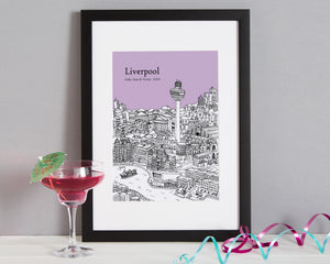 Personalised Liverpool Print-6