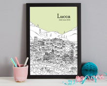 Load image into Gallery viewer, Personalised Lucca Print-3