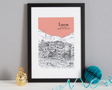Load image into Gallery viewer, Personalised Lucca Print-6