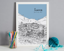 Load image into Gallery viewer, Personalised Lucca Print-1