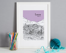 Load image into Gallery viewer, Personalised Lucca Print-4