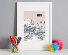 Load image into Gallery viewer, Personalised Luzern Print-5