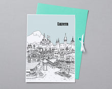 Load image into Gallery viewer, Personalised Luzern Print-3