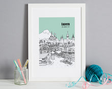 Load image into Gallery viewer, Personalised Luzern Print-1