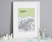 Load image into Gallery viewer, Personalised Lymington Print-6