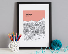 Load image into Gallery viewer, Personalised Malaga Print-5