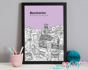 Personalised Manchester Print-6