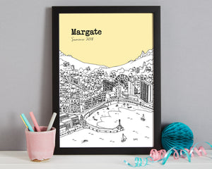 Personalised Margate Print-3