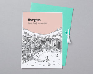 Personalised Margate Print-5