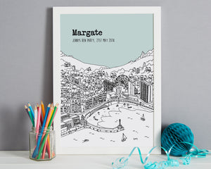 Personalised Margate Print-6