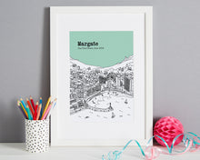 Load image into Gallery viewer, Personalised Margate Print-7