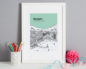 Personalised Margate Print-7