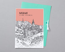 Load image into Gallery viewer, Personalised Miami Print-5