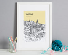Load image into Gallery viewer, Personalised Miami Print-7