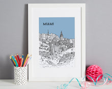 Load image into Gallery viewer, Personalised Miami Print-6