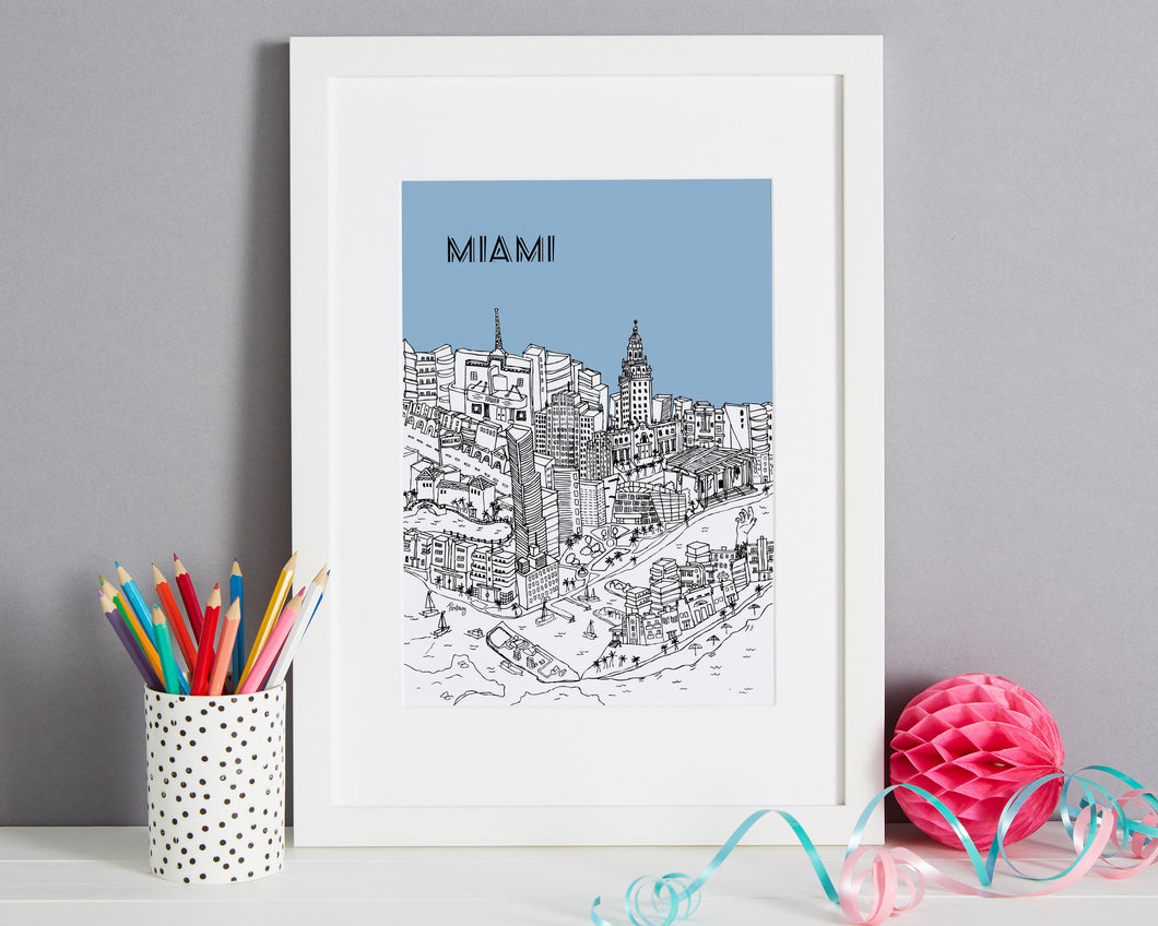 Personalised Miami Print-6