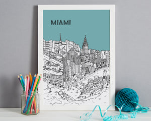Personalised Miami Print-3