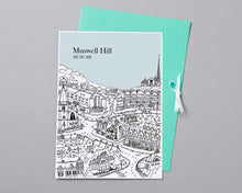 Load image into Gallery viewer, Personalised Muswell Hill Print-5