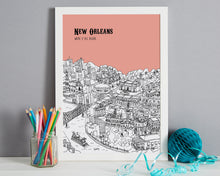 Load image into Gallery viewer, Personalised New Orleans Print-6