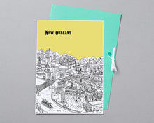 Load image into Gallery viewer, Personalised New Orleans Print-5