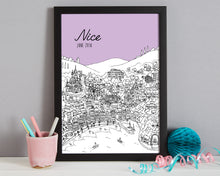Load image into Gallery viewer, Personalised Nice Print-3