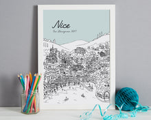 Load image into Gallery viewer, Personalised Nice Print-8