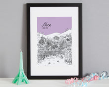 Load image into Gallery viewer, Personalised Nice Print-4